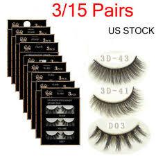 False <b>Eyelashes</b> & Adhesives | eBay