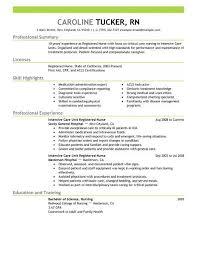 Nursing Resume Objective | Create Online Cv Resume Nursing Resume Objective Nursing Resume Objective Or Summary >> Bluepipes Blog Intensive Care Unit Registered