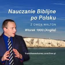 Z Tych Wybrzeży : Nauczanie Biblijne po Polsku