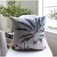 <b>Nordic</b> Geometric Triangles Mountain Elephant Bird Cushions ...
