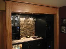 kitchen walls stone