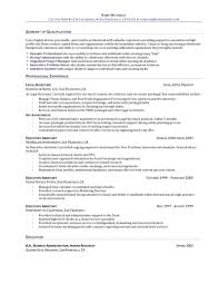 objectives example in resume  writing a resume objective summary    career