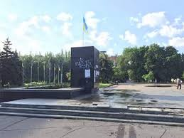 Памятник Ленину демонтирован в Лисичанске - Цензор.НЕТ 1708