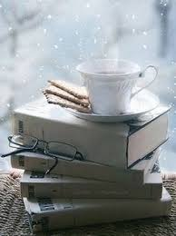 Image result for reading on a rainy evening
