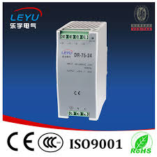 Din Rail power 100% Full Load Burn-in Test CE authentication DR ...