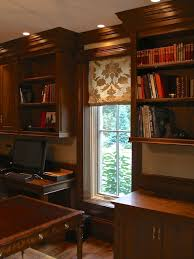 custom made classic american cherry home office study library traditional home custommade custom office
