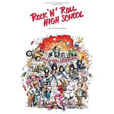 <b>САУНДТРЕК</b> - <b>ROCK N</b> ROLL HIGH SCHOOL (COLOUR), купить ...
