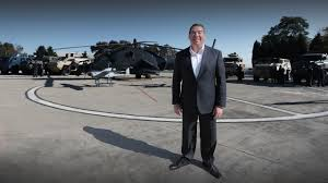 rapid changes in sa s defence business m g ivor ichikowitz from paramount group believes joint ventures will serve south africa s defence industry better than