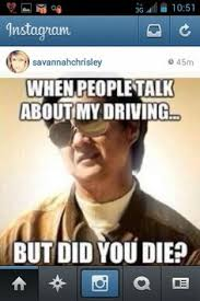 Driving Humor on Pinterest | Monday Humor Quotes, Funny Driving ... via Relatably.com