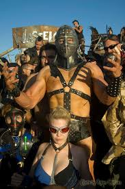 One Man's Quest To Be Humungus | Wasteland Weekend via Relatably.com