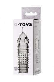 <b>Стимулирующая насадка на</b> пенис A-Toys Toyfa-at-768010 Секс ...
