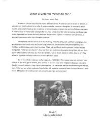 veterans essays  atslmyfreeipme veterans day essay year old kylie kenny s essay on memorial day veterans day essay contest