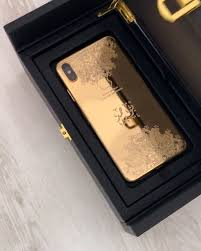 Luxury 24 Kt Gold <b>iPhone</b> X [<b>Vídeo</b>] [<b>Vídeo</b>] | Acessórios <b>iphone</b> ...