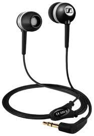 Купить <b>Наушники Sennheiser CX</b> 300-II Black по выгодной цене в ...