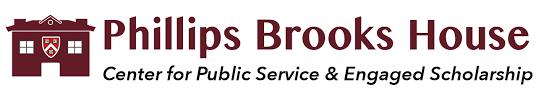 <b>Phillips Brooks</b> House Association | Public Service at Harvard College
