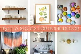 Small Picture Shopping Guide 15 Home Decor Finds on Etsy Curbly