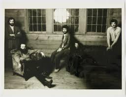"<b>The Band</b> – Original ""<b>Stage</b> Fright"" Album Artwork Photograph by ..."