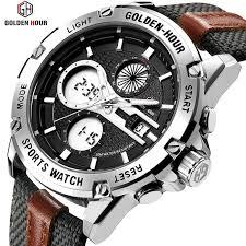 <b>WEIDE Fashion</b> Led Digital Quartz Watches <b>Men</b> Military <b>Sports</b> ...
