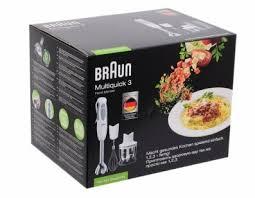 Купить Погружной <b>блендер Braun MQ 325</b> Spaghetti, белый по ...