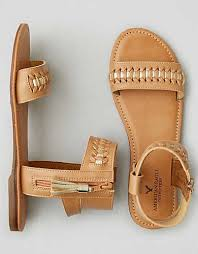 <b>AEO</b> Lace Tassel Sandal , Natural | <b>American Eagle</b> Outfitters ...