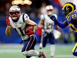 Patriots <b>WR</b> Julian Edelman <b>wins</b> Super Bowl LIII MVP with 10-catch ...