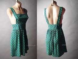 РАСПРОДАЖА в горошек <b>фартук</b> стиль сарафан мод 60s ...
