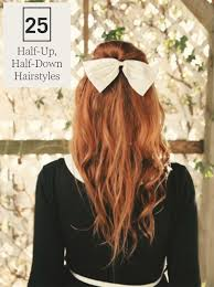 21 Gorgeous Half-Up, Half-Down Hairstyles   Babble