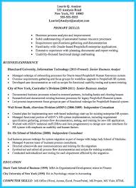 Cool Credit Analyst Resume Example from Professional  Image NameCool Credit Analyst Resume Example from Professional How to Write a Resume in Simple Steps