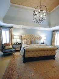 pictures simple bedroom:  rs paisley mcdonald yellow transitional bedroom chandelier xjpgrendhgtvcom