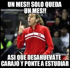 Un Mes!! Solo Queda Un Mes!! - Natalia Mlg meme on Memegen via Relatably.com
