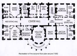 House floor plans  White houses and Floor plans on PinterestKennedy White House Floor Plan