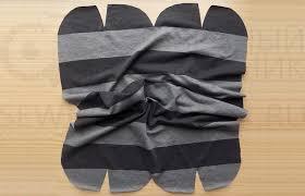 <b>Трикотажная шапка</b> и шарф, мастер-класс | Швейный Советник