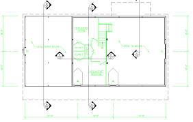 Michael    s Home   Design Build   Morton Buildings    TX   Floor Plan