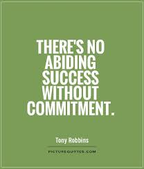 Commitment Quotes | Commitment Sayings | Commitment Picture Quotes via Relatably.com