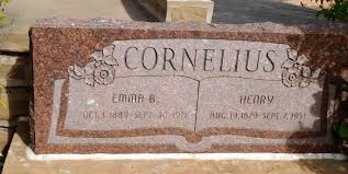 emma bradshaw cornelius a grave memorial emma bradshaw cornelius