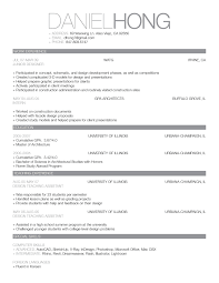 your guide to the best resume templates good resume samples the best cv template