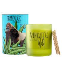 <b>Свеча ароматическая Gorilla</b> - амбровый Wild, <b>Ambientair</b> ...