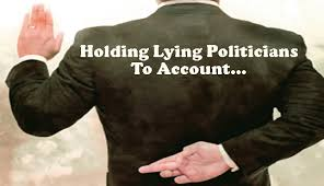 Image result for politicians and lies