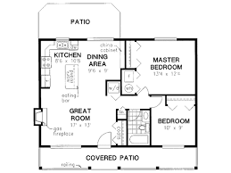 bedroom house plans  Square feet and House plans on Pinterest
