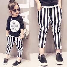 baby <b>spring autumn</b> stripe harem pants comfort soft loose pant <b>girl</b> ...