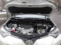 Газовые <b>Упоры капота</b> от <b>RIVAL</b> — Toyota RAV4, 2.5 л., 2016 года ...