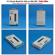 Fitbit <b>Band</b> for Alta & Alta HR (<b>Genuine Classic</b>, <b>Leather</b>, Metal ...