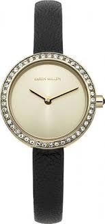 Наручные <b>часы Karen Millen</b> (<b>Карен Миллен</b>). Стильные <b>часы</b> с ...