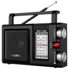 Стоит ли покупать <b>Радиоприемник SVEN SRP-450</b>? Отзывы на ...