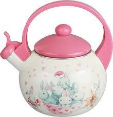 <b>Чайник эмалированный 2.5л</b> Kelli KL-4199 - купить в интернет ...