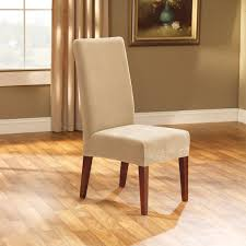 Linen Dining Room Chair Slipcovers Fancy Dining Room Chair Covers Short On Home Design Ideas With