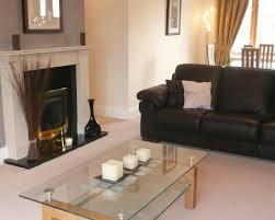 black living rooms diners and fireplace feature wall on pinterest black beige living room