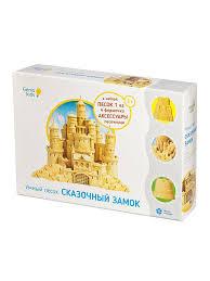 <b>Набор</b> для детского <b>творчества Умный</b> песок. Сказочный замок ...