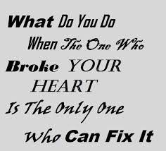 Broken Heart Sayings on Pinterest | Sincerity Quotes, Broken Heart ... via Relatably.com