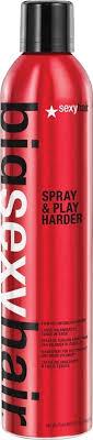<b>Спрей для дополнительного объема</b> Sexy Hair Big Spray & Play ...